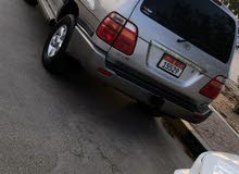 Toyota Land Cruiser made in 2001 for sale