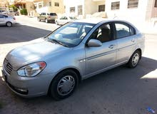 Hyundai Accent car for sale 2008 in Amman city