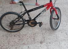 دراجة هوائية بحاله جيده