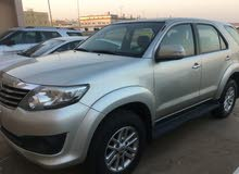 TOYOTA Fortuner 2014. excellent condition