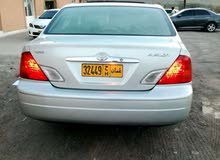 Silver Toyota Avalon 2000 for sale