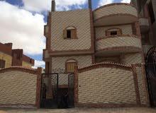 فيلا خاصة مبني 3 ادوار بسور (رخصة 5 طوابق) للبيع في برج العرب
