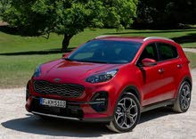 For a Month rental period, reserve a Kia Sportage 2019