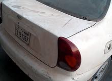 Manual White Daewoo 2001 for sale