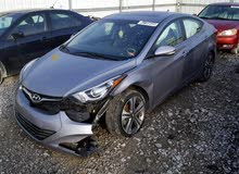 Automatic Hyundai 2015 for sale - Used - Rustaq city