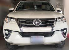 Toyota Fortuner 2016 model