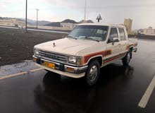 Manual Toyota 1988 for sale - Used - Muscat city