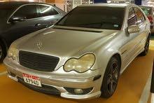 Used Mercedes Benz C 55 in Abu Dhabi