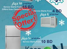 Service of your AC starts from 4 BD