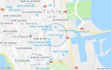 شقه مفروش اخر طراز في شارع حبيب برقيب تونس