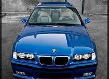 BMW 320 car for sale 1997 in Gharyan city