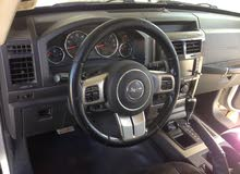 Silver Jeep Liberty 2011 for sale