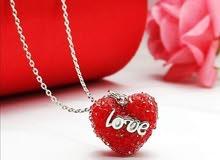 سلسلة الحب فضة ايطالى