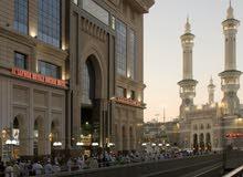 غرف فندقيه للإيجار موسم الحج بالقرب من الحرم المكي بالمنطقة المركزية