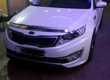 Automatic Kia 2012 for sale - Used - Zarqa city