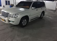 Available for sale! 1 - 9,999 km mileage Lexus LX 1999