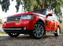 Automatic  2009 Range Rover HSE for rent