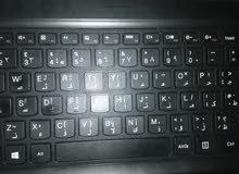 حاسبة لابتوب مستعمل قليل نوعية الحاسوب لينوفو قابلة للألعاب