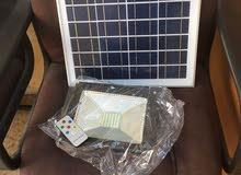 كشافات تعمل على الطاقة الشمسية