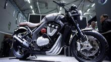Yamaha motorbike made in 2016
