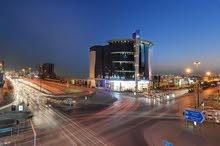 للإيجار مكتب م 254م2 , برج , ط م فهد وسط الرياض