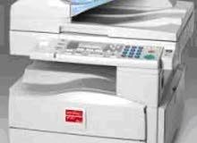 آلة تصوير مستندات ابيض واسود متعددة المهام تصلح لمكاتب المحاماه والمحاسبة