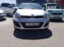 For sale Kia Rio car in Amman
