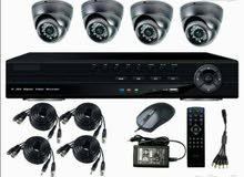 كاميرات مراقبة مستعملة كاش او شيك او حوالة اقرا الاعلان