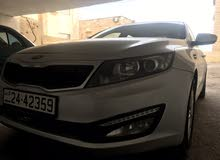 Automatic Grey Kia 2013 for sale