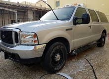 For sale 2000 Silver Excursion