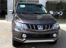 Automatic Brown Mitsubishi 2018 for sale