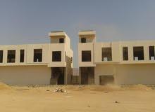 مبنى سكنى للعاملين بمدينة شرم الشيخ + جراج سيارات