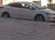Hyundai Avante in Zarqa for rent
