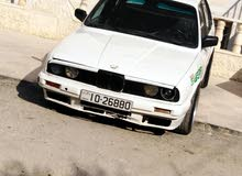 Manual BMW 1986 for sale - Used - Irbid city