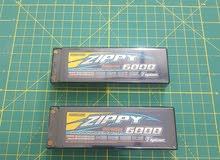 New Lipo Battery Rc car بطاريات لايبو للسيارات تحكم عن بعد رموت كنترول