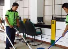 خدمات التنظيف cleaning services الإدارة عمانية100%