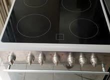 Bompani 4  Burner electric cooker 60x60 cm