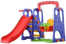 3 In One Slide Swing Set