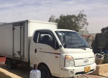 هونداي بورتر لنقل وتوصيل البضائع