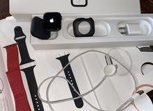 Apple Watch s4 black sport 44mm