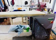 سوداني باحث عن مغسلة ملابس للإيجار داخل طرابلس