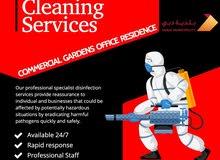 Pest Control, Disinfection & Sanitization