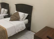 غرفة بمشتملاتها كاملة بدون مطبخ بشقق فوزان بالطائف