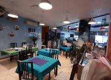 مطعم اسماك بحريه
