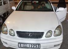 سيارة ليكس سز2002