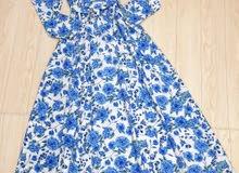 فستان معرق