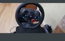 عجلة القيادة مع المقعد fgt