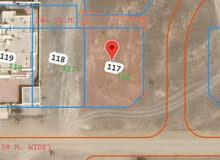 للبيع ارض سكنية كورنر بالسيب مرتفعات الرسيل 768متر