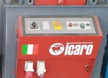 , Bar benging machine icaro italy p42