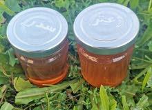 عسل طبيعي للبيع زعتر وربيعى